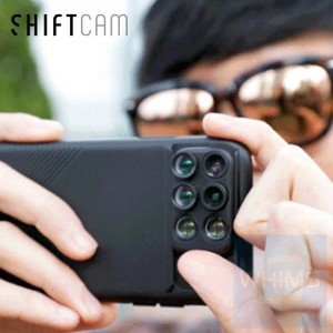 ShiftCam 2.0 - 6-in-1 帶前置鏡頭的6合1旅行套裝