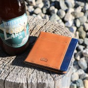 LOFT OF CAMBIE - FLIP WOLYT™ 摺疊式皮革銀包 *加拿大品牌