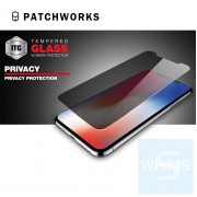 PATCHWORKS - 玻璃屏幕保護貼 - ITG防隱私