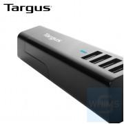 Targus - 四位智能USB旅行裝充電器-連四款插頭