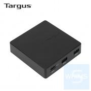 Targus - DOCK412 USB-C旅行對接站帶電源