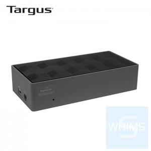 Targus - DOCK190AP 通用型USB-C™ DV4K對接站 功率100W