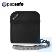 Pacsafe - RFIDsafe V100 RFID防盜阻擋雙折錢包