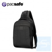Pacsafe - Metrosafe LS150 防盜吊帶背包 (黑色)