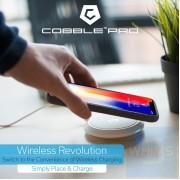 Cobble Pro - Qi 快速無線 10W 充電板 黑色