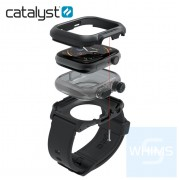 Catalyst - Apple Watch 40/44mm 第四代防水錶套 黑色