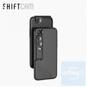 ShiftCam 2.0 - 3-in-1 帶前置鏡頭的6合1 iPhone 7 / 8 旅行套裝