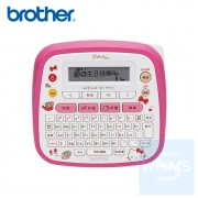Brother - PT-D200KN Hello Kitty 卡通造型標籤機