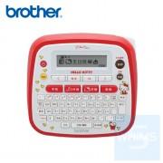 Brother - PT-D200KT Hello Kitty 卡通造型標籤機 (中英日文版)