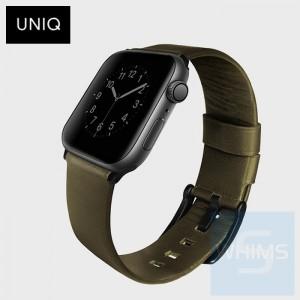 UNIQ - Mondain 42/44mm 黑/棕/藍/綠色錶帶