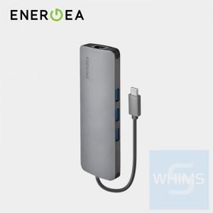 Energea - AluHub C4K USB-C擴充器