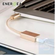 Energea - Alumax Adaptor USB3.0 Type-C 傳輸線 14厘米
