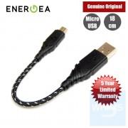 Energea - DuraGlitz快速充電線 Micro USB 18厘米