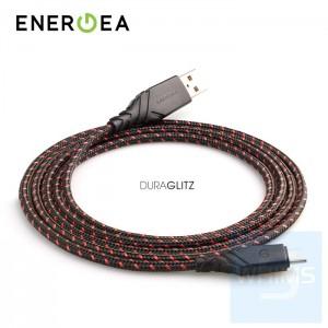 Energea - DuraGlitz數據線 USB-A轉USB-C 1.5米