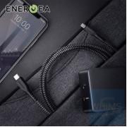 Energea - FibraTough USB-C to Lightning 快速充電線 1.5米