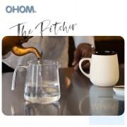 OHOM KOPI - 微波爐玻璃量水瓶