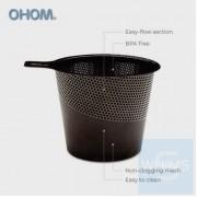 OHOM KOPI - 2合1鈦合金塗層咖啡/茶過濾器