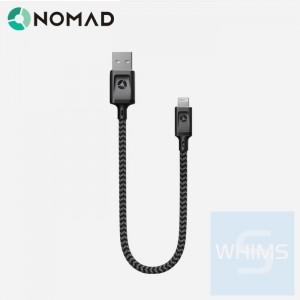 Nomad - 蘋果快速充電線 0.3米