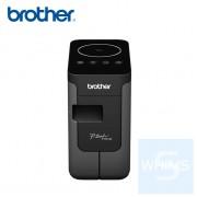 Brother - PT-P750W 無線標籤機 連接PC和Mac 兼容Apple及Android