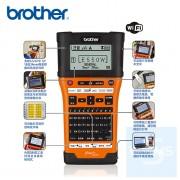 Brother - PT-E550WVPHK 工業標籤機 集所有功能於一身的標籤解決方案