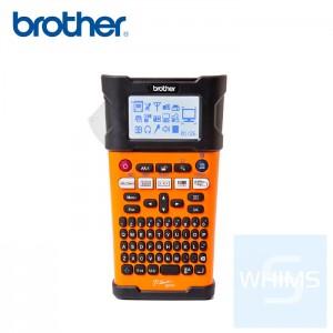 Brother - PT-E300VP 工業標籤打印機特別適用於電子和數據通信行業(英文版)