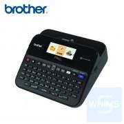 Brother - PT-D600HK 彩色顯示屏標籤機 (中文版)