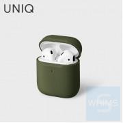 UNIQ - Lino液體矽膠AirPods保護殼(第1代和第2代)