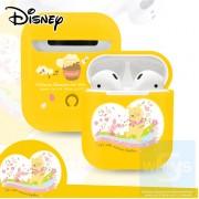 Disney - AirPods保護硬殼(小熊維尼)