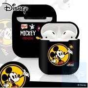Disney - AirPods保護硬殼(米奇老鼠)