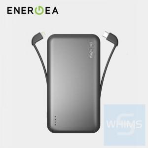 Energea - Integra CL-1201 超薄移動電源USB-C+Lightnig+Micro