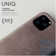 UNIQ - Sueve正品絨面革材料手機保護殼 適用 iPhone 11 / 11 Pro / 11 Pro Max