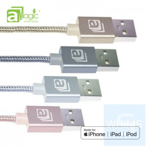 aMagic - USB Lightning 充電線  1米