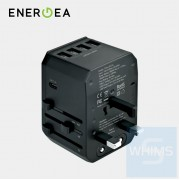 Energea - Travel Adapter USB插座轉換器