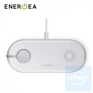 Energea - Widisc Duo快速無線充電墊,帶Apple Watch Dock