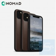 """Nomad - Rugged Case iPhone手機殼 適用 iPhone 12 (5.4"""" / 6.1"""" / 6.7"""") (仿古棕/黑色)"""