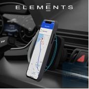 Nordic Elements - Thor Series 汽車通風口磁性吸附無線充電器