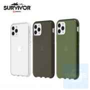 Griffin - Survivor Clear系列iPhone 11 Pro手機殼