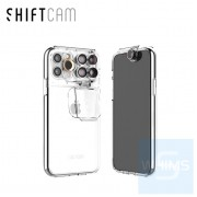 ShiftCam - 2019六合一旅行套裝 適用於iPhone 11 Pro ( 黑色 / 透明 )