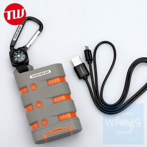 Tunewear - TUNEMAX RUGGEDPOWER 9000mAh 防水便攜式電池