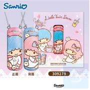 Sanrio - 隨身攜帶空氣清淨機限量版(Little Twin Stars 雙子星)
