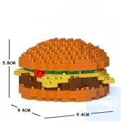 Jekca - 芝士漢堡01S(盒子)