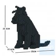 Jekca - 史納莎積木 04S ( 四種顏色 )