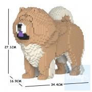Jekca - 鬆獅狗 02S ( 四種顏色 )