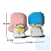 Jekca - Sanrio Little Twin Stars 01C