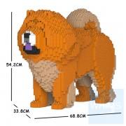 Jekca - 鬆獅狗 02C ( 四種顏色 )