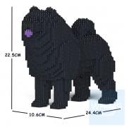 Jekca - 鬆獅狗 01S ( 四種顏色 )
