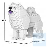 Jekca - 鬆獅狗 01C ( 四種顏色 )