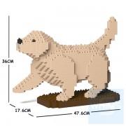 Jekca - 金毛尋回犬 05C  ( 二種顏色 )