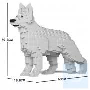 Jekca - 德國牧羊犬 01C( 三種顏色 )