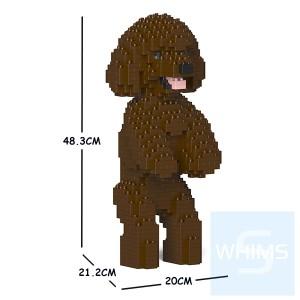 Jekca - 玩具貴婦 04C(六種顏色)
